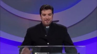 Photo of Video Clip: Tony Palmer Tells Kenneth Copeland Conference That Pope Benedict Called Charismatic Catholics That They Are The Hope of the Church