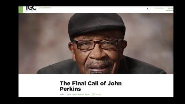 Photo of Video Clip: The Redistribution Plan of John Perkins & His Friends That Praise Him Such As John MacArthur & The Gospel Coalition