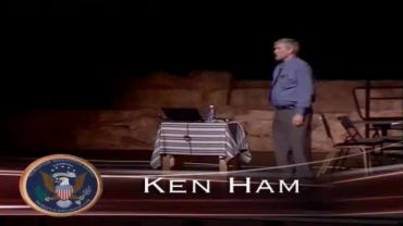 Photo of Ken Ham on The Importance of Defending The Truth of a Global Flood