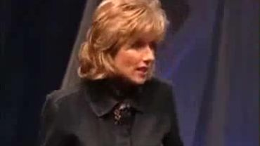 Photo of Beth Moore Teaches Word of Faith Theology