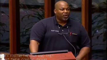 Photo of Man's Epic City Speech on Gun Rights Propels Him to Lt. Governor Candidate