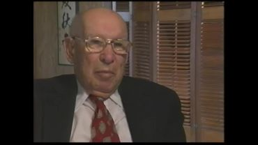 Photo of Peter Drucker Says That it Was Bob Buford That Came To Him and They Had A Common Interest in Mega-Churches