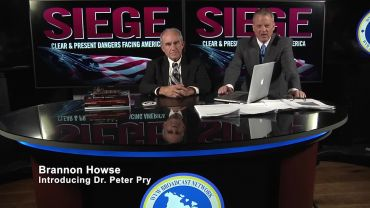 Photo of Dr. Peter Pry on Blackout Wars: EMP, Cyber Attacks and Solar Flares
