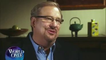 Photo of Rick Warren Praises Catholic Mystics on EWTN