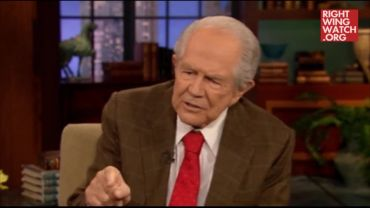 Photo of Pat Robertson Takes Scripture Out of Context By Saying Christians Have The Same Powers as The Apostles