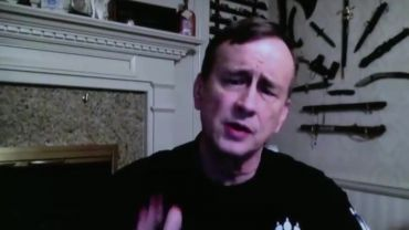 Photo of Lt. Col. Dave Grossman on Assassination Generation and Why the Rise of Violence and The Need For a Trained and Armed Population