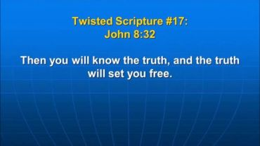 Photo of John 8:32, And you shall know the truth, and the truth shall make you free