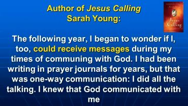 Photo of Understanding The Dangers and White Magic of the Book Jesus Calling in 7 Minutes