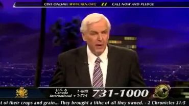 Photo of David Jeremiah Falsely Declares That God Gave Paul Crouch the Vision to Start TBN Even Though It is Known For Word of Faith False Teaching