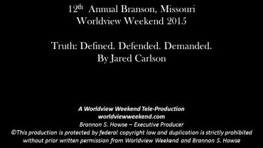 Photo of Truth: Defined, Defended, Demanded (Branson 2015)