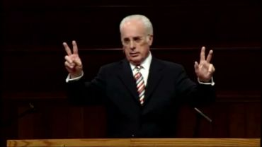 Photo of Video Clip: John MacArthur on The 50 Million Killed by the Church of Rome From 606 A.D. to the Mid-1800's