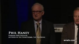 Photo of Is This Why The Deep State Was Afraid of Former DHS Officer Phil Haney?