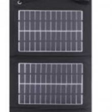 Folding Solar Panel For USB Cell Phone or iPad Charger