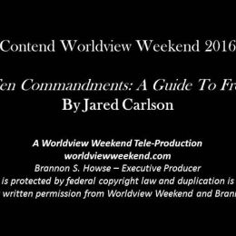 Photo of The Ten Commandments: A Guide to Freedom (Contend 2016)