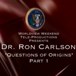 Photo of Question of Origins Part One by Dr. Ron Carlson