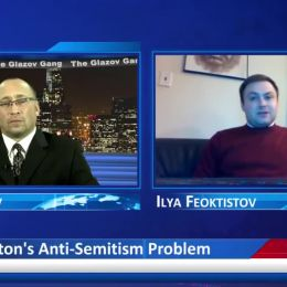 Photo of Jamie Glazov on Antisemitism in School Text Books