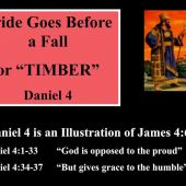 Photo of Dr. Tommy Ice Teaching Through The Book of Daniel (Lesson 5)